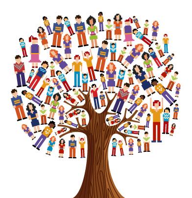 grafika drzewa