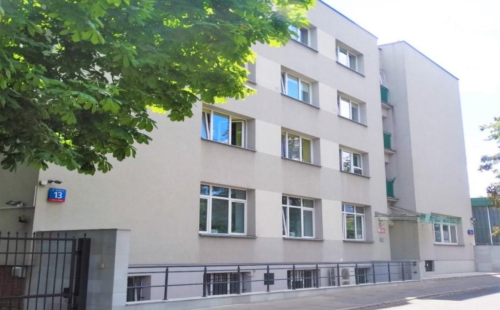 Budynek Domu Pomocy Społecznej